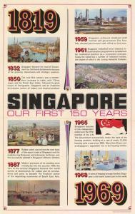 Singapore at 150